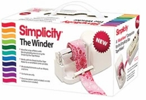 The Winder Machine For The Simplicity Bias Tape Maker