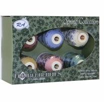 Thimbleberries Cotton Collections Mini-King Spools Spring