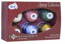 Thimbleberries Rayon Collections Mini-King Spools Spring