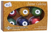Thimbleberries Rayon Collections Mini-King Spools Summer