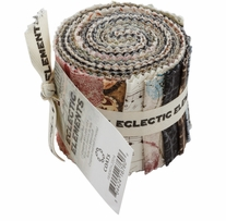 Tim Holtz Eclectic Elements Phase II Design Roll 2.5inx44in 13pcs