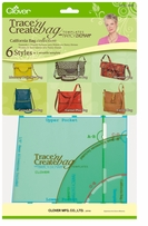 Trace 'n Create Bag Templates California Bag Collection