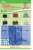 Trace 'n Create Bag Templates City Bag Collection