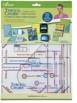 Trace 'N Create E-Tablet Templates