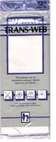 Trans-Web Fusible Web Sheet 36inx16in