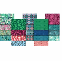 "True Colors Amy Butler Fat Quarters 18""X21"""