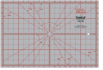 TrueCut Double Sided Rotary Cutting Mats 18inx12in