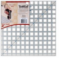 TrueCut Ruler 12-1/2inX12-1/2in