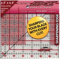 TrueCut Ruler 6-1/2inX6-1/2in
