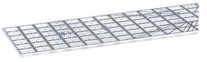 TrueCut Ruler W/Accutrack 6inX24in Clear, Blue