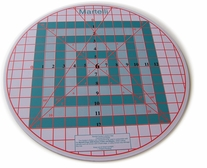 Turn Table Mat 16in Diameter