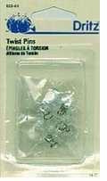 Twist Pins Size 16 10/Pkg