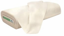 Unbleached Muslin 38in Wide 50 Yard Bolt Natural 180ct