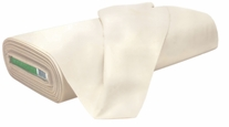 Unbleached Muslin Natural 120in Wide 15 Yard Bolt 68x68ct