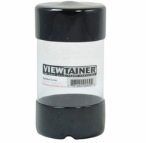 Viewtainer Storage Container 2-3/4inX5in Black