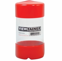 Viewtainer Storage Container 2-3/4inX5in Red