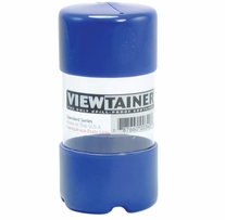 Viewtainer Storage Container 2inX4in Blue