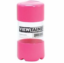 Viewtainer Storage Container 2inX4in Pink