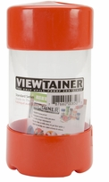 Viewtainer Storage Container Orange 2-3/4inx5in