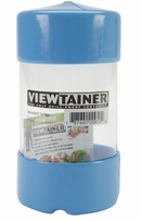 Viewtainer Storage Container Sky Blue 2-3/4inx5in