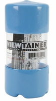 Viewtainer Storage Container Sky Blue 2inx4in