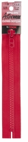 Vislon Closed Bottom Zipper Red 7in