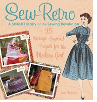 Voyageur Press Books Sew Retro