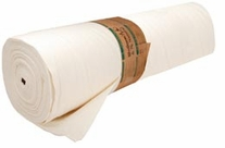 Warm and Natural Cotton Batting Crib Size 45in x 40 Yd Bolt