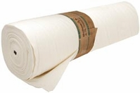 """Warm and Natural Cotton Batting Full/Queen Size 90""""X40 Yards - Click to enlarge"""