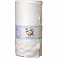 Warm and White Cotton Batting Queen Size 90in x 40 Yd Bolt