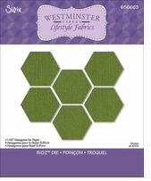 Westminster Sizzix Bigz Dies Hexagon .75in Sides
