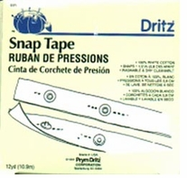 White Snap Tape Size 4/0 12 Yards