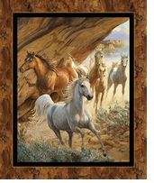 Wild Wings Independence Pass Wall Hanging