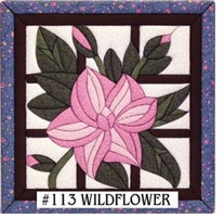 Wildflower Quilt Magic Kit