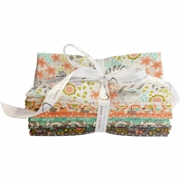 "Wildflowers Alisse Courter Fat Quarters Wildflowers 18""X21"" 17pcs"