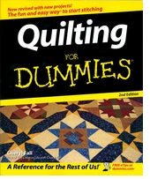Wiley Publishers Quilting For Dummies