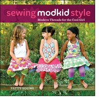 Wiley Publishers Sewing Modkid Style