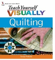 Wiley Publishers Teach Yourself Visually Quilting