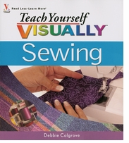 Wiley Publishers Teach Yourself Visually Sewing