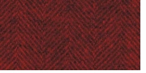 Wool Herringbone Fabric Fat Quarter Merlot