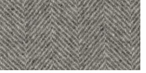 Wool Herringbone Fabric Fat Quarter Snow Cream
