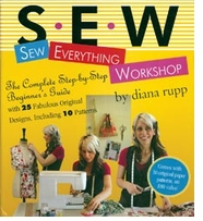 Workman Publishing Sew Everything Book