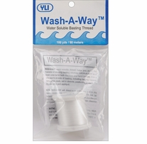 YLI Wash-A-Way Thread 100yds
