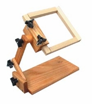 Z Lap Frame With Clamp For Frames and Scrolls To 20in