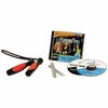 GOFIT Ropesport Kit With Speed Rope And Training DVD GOFGFRSPORT