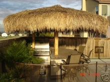 11ft Commercial Grade Palapa Thatch Umbrella Cover