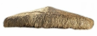 14ft Commercial Grade Palapa Thatch Umbrella Cover