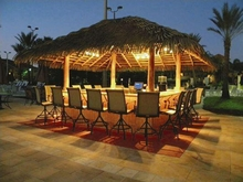 "36""x 20ft Commercial Grade Tiki Thatch Roll"