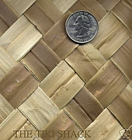 Lauhala Matting Bamboo Wall Cabana Covering 3ft x 6ft