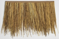 Artificial Reed Thatch Panel